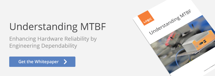 Understanding MTBF White Paper by Logic Supply