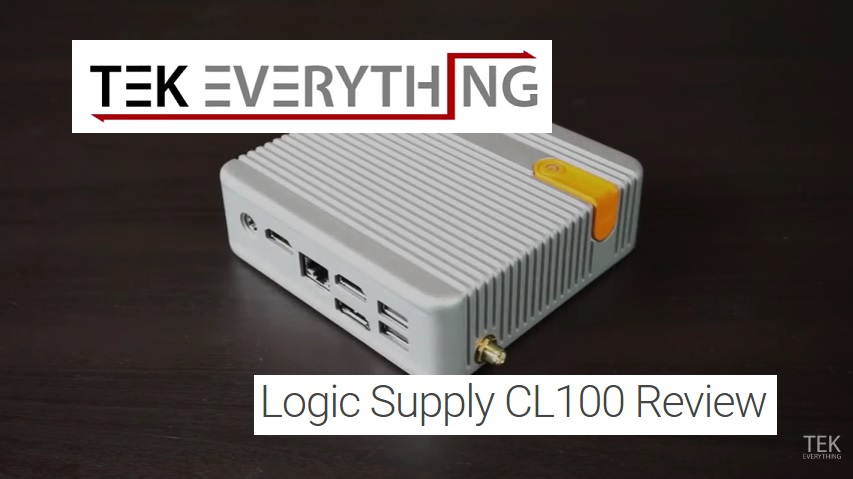 Tek Everything CL100 Review: Silent, Compact and Reliable