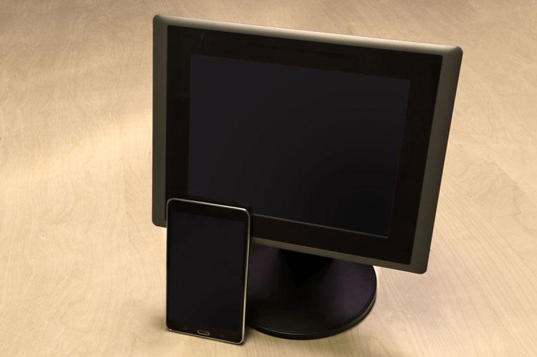 Tablet vs Panel PC