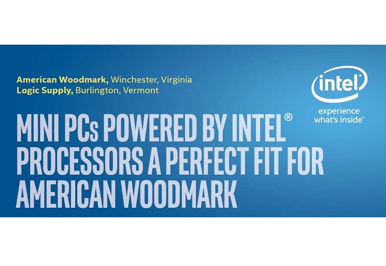 Intel Case Study: Mini PCs for American Woodmark