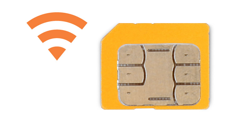 Activating a 4G LTE SIM Card