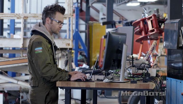 Megabots Co-Founder Matt Oehrlein