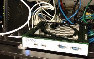 Genea Custom Hardware Platform