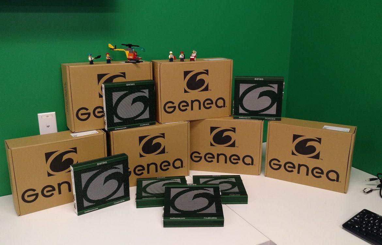 Powering Innovation: Genea's Advanced Property Management Device