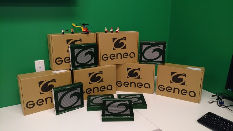 Genea Custom Computer Systems from OnLogic