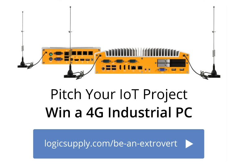 Pitch Your IoT Project, Win a Free 4G-Equipped PC