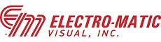 Electro-Matic Visual Logo