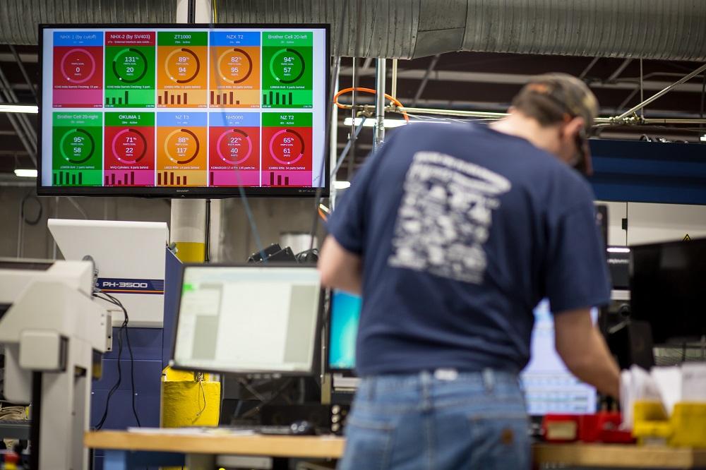 Powering Innovation: MachineMetrics Industrial IOT Data Analytics
