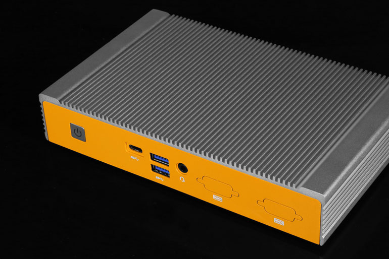 ML350 Industrial Fanless PC