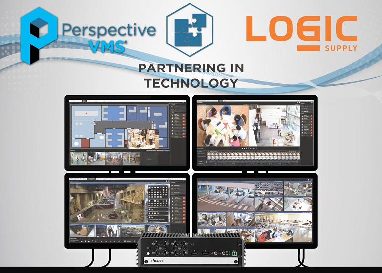 See LENSEC Perspective VMS at ISC West 2018