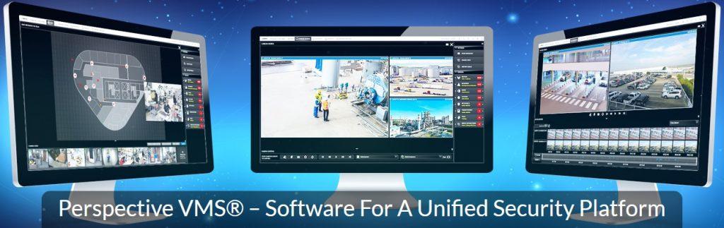 Lensec VMS Software Banner