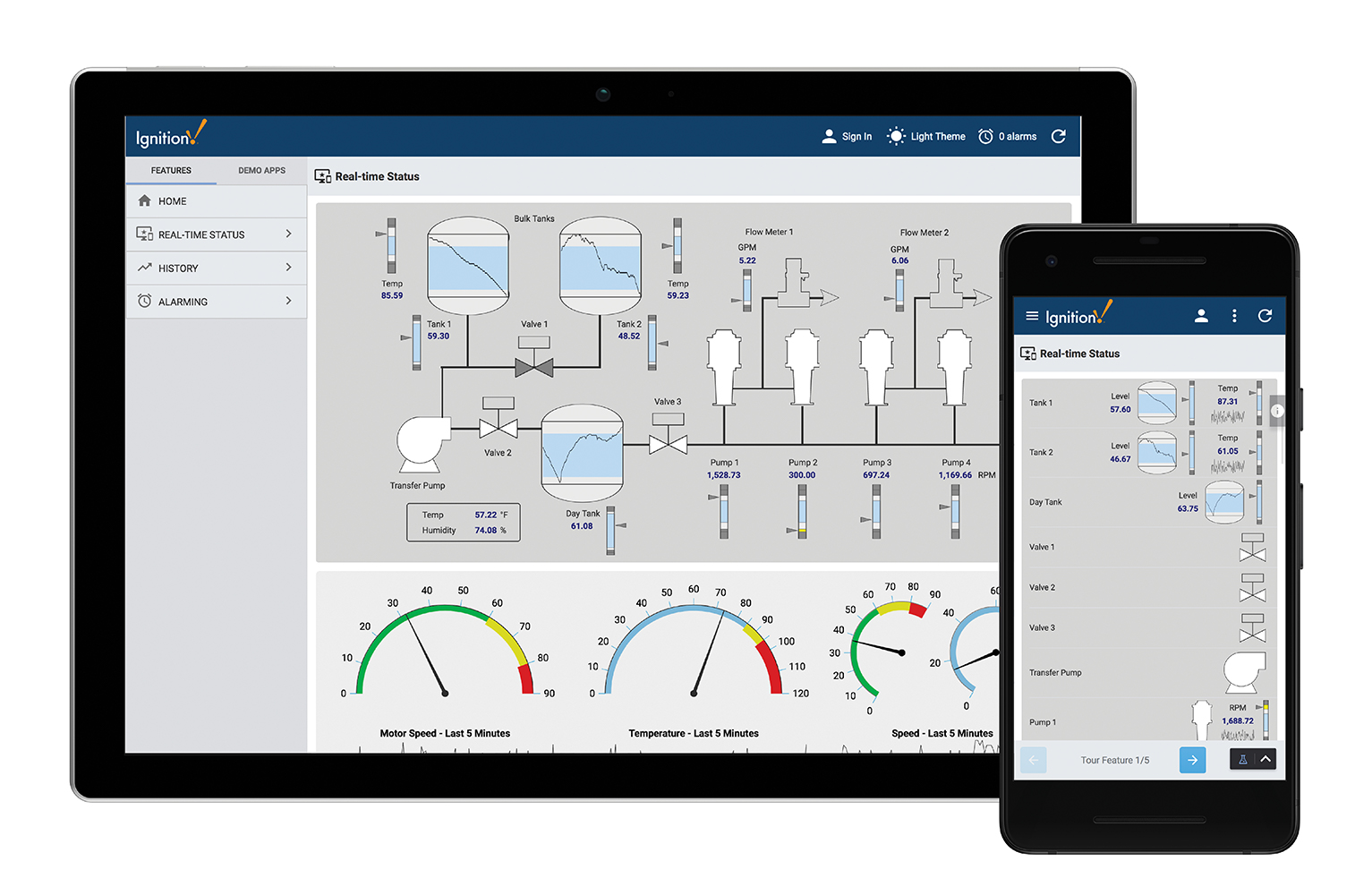 Harness The Power Of Data With Inductive Automation & Logic Supply At Automate 2019