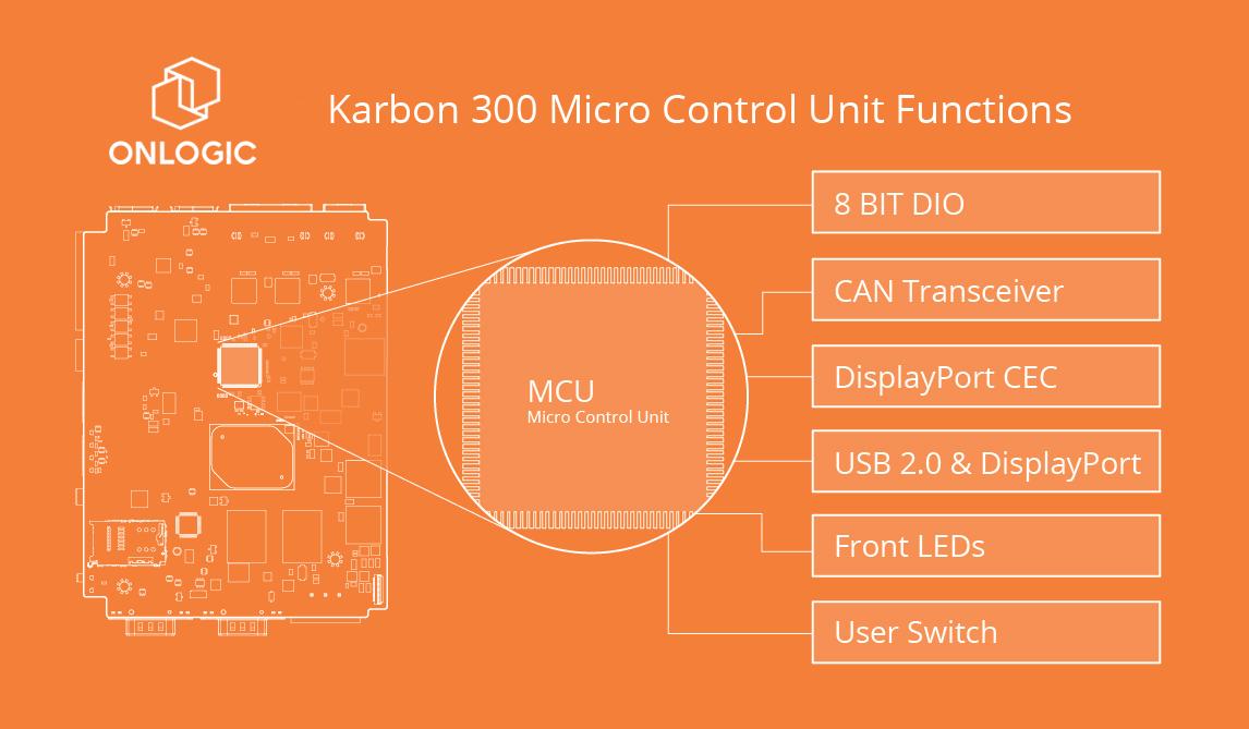 K300 micro control unit