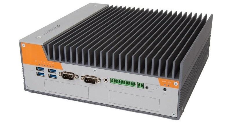 Unser Karbon 700, rugged und für ultimative Ausfallsicherheit, auch mit ECC-Speicher zu konfigurieren
