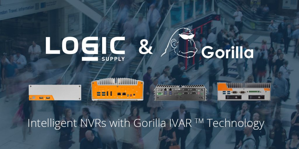 intelligent NVR with Gorilla