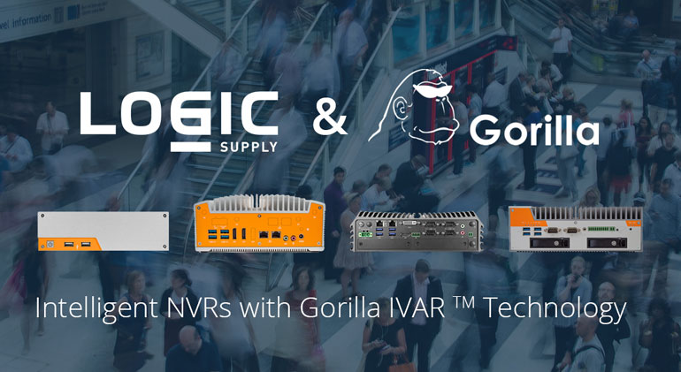 Intelligent OnLogic NVR with Gorilla IVAR Technology