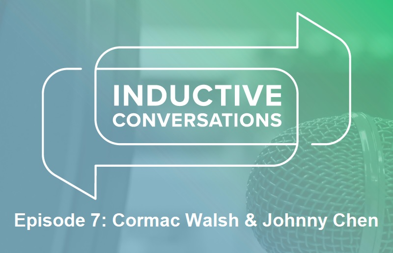 Talking reliable IoT solutions on the Inductive Conversations podcast
