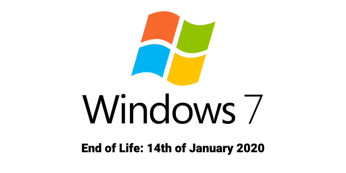 Windows 7 end of life has come. What now?