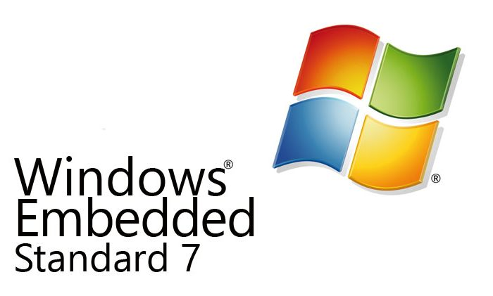 Windows 7 Embedded Standard 7 Logo