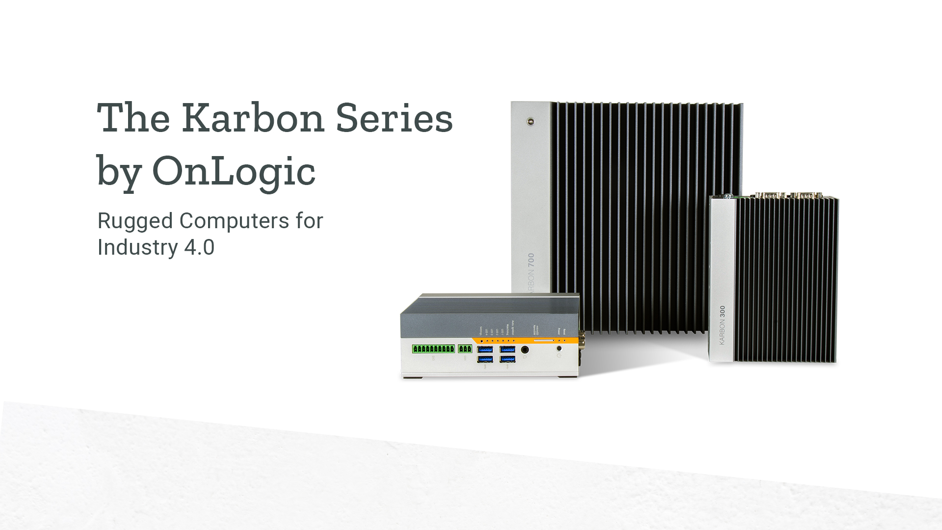 Karbon Series for Industry 4.0