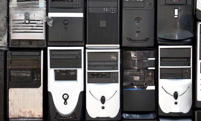 Aging Legacy Computers