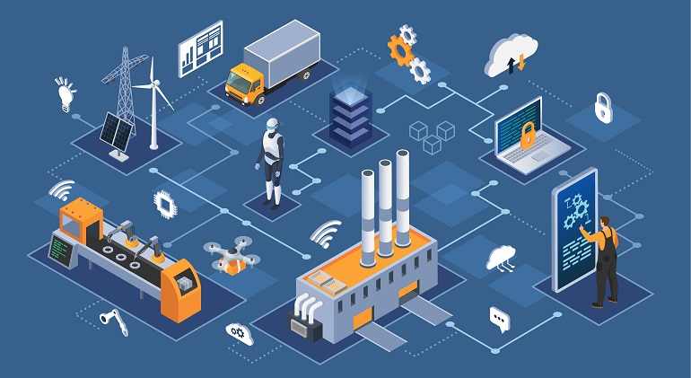 Cat M1 Wireless for Industrial IoT