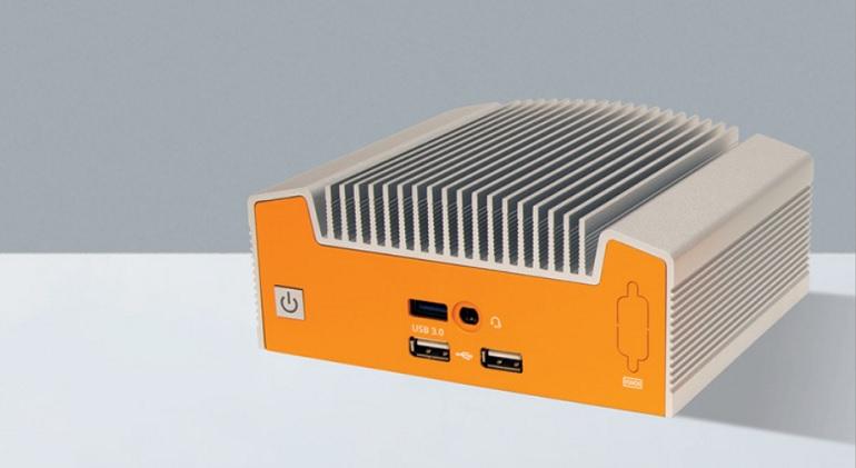ML100 Industrial Fanless NUC from OnLogic