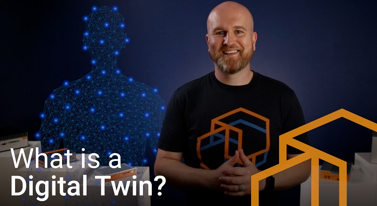 What is a digital twin thumbnail