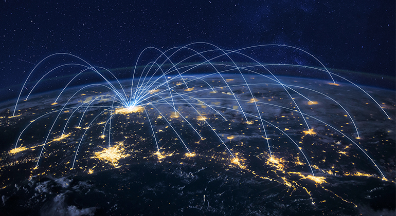 Intel DevCloud Landscape of Connections