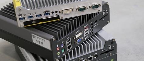 Industriële GPU pc's