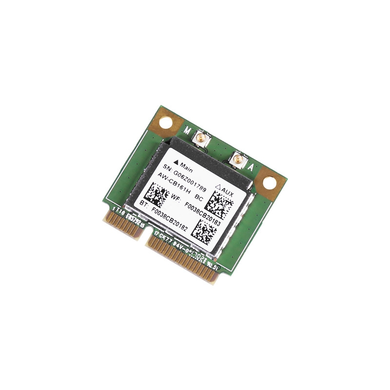 Vertical Edge 700 Bluetooth Adapter Module Vw E700 Bt New: MPCIe Wi-Fi Ac And BT 4.0 Half Height Module