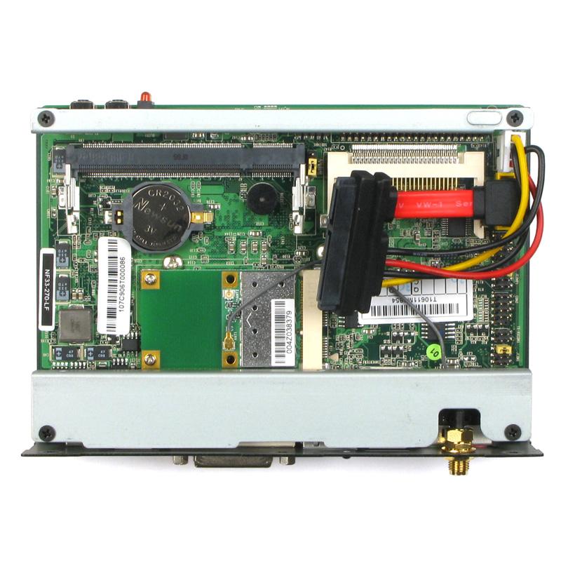Intel atom n270 au80586ge025512 qgzt es