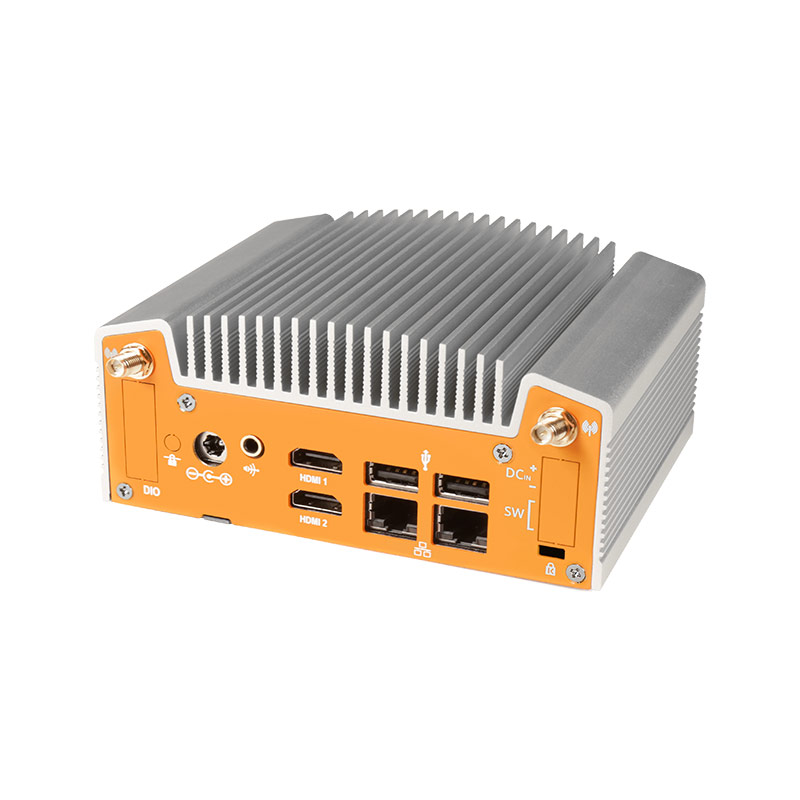 Compact Fanless Automation PC
