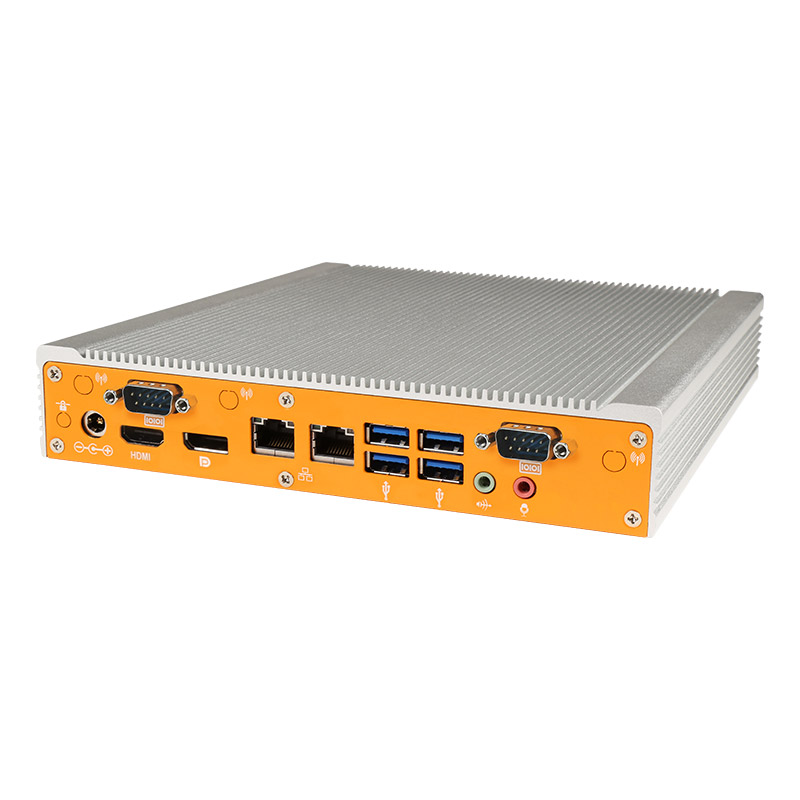 Low Profile Fanless Vision Controller