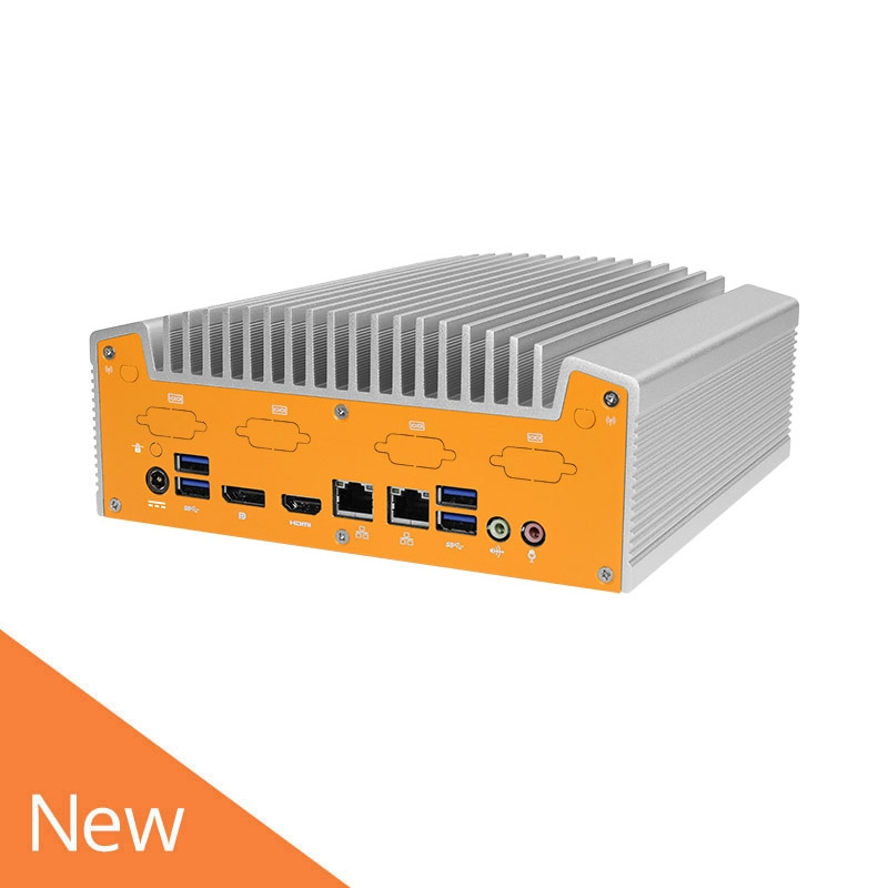 High Performance Fanless Automation PC
