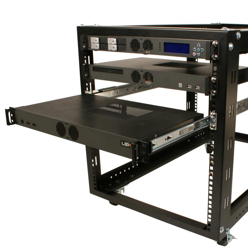 Sliding Rail Mounting Kit For Rackmount Chassis Logic