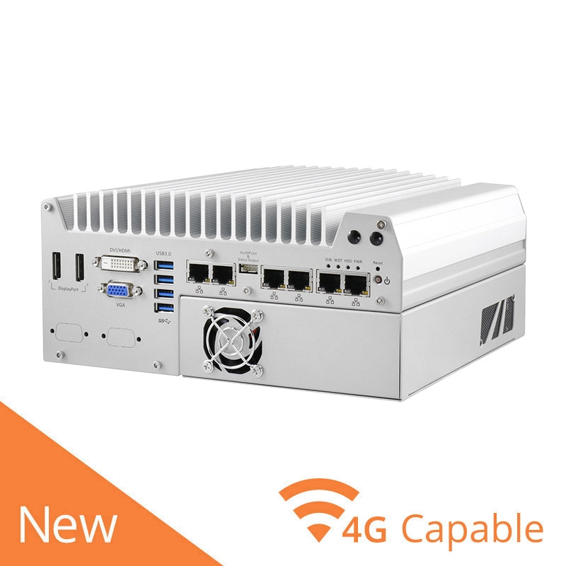 High Performance Vision Controller