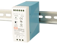 Industrial Internet of Things (IIoT) DIN Rail Power Supply