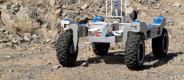 Rugged Computers for Nasa Rovers