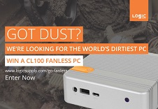 Logic Supply World's Dirtiest PC Contest