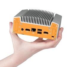 Logic Supply ML100G-31 Fanless NUC