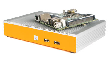 ML300 Fanless Computer And NUC Motherboard