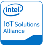 Intel IoT Solutions Alliance Logo