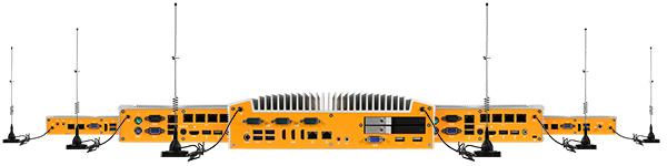 Extrovert 4G LTE Industrial PCs