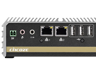 Cincoze DA-1000 Rugged Ultra Compact Fanless Computer