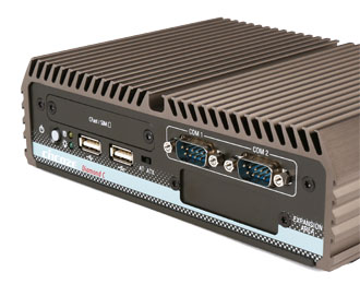 DC-1100-10-TR Cincoze Rugged Intel Bay Trail Fanless Computer with ThinManager