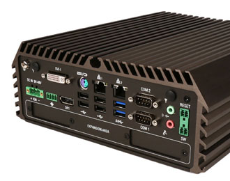 Cincoze DS-1000 Series Haswell Fanless Computer