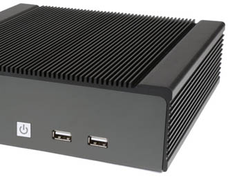 Industrial Quad-Core Fanless Firewall with pfSense® Software