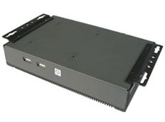 Fanless NUC Case With Mounting Brackets