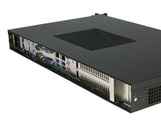 Intel Bay Trail 1U Rackmount Computer